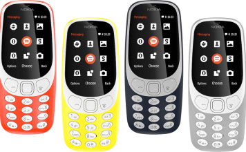 Nokia 3310 ha regresado renovado