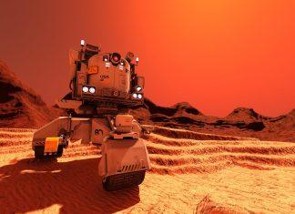 Schiaparelli aterrizó en Marte forzosamente en octubre del 2016