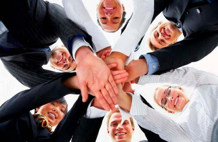 Trabajo en equipo para el logro de un fin