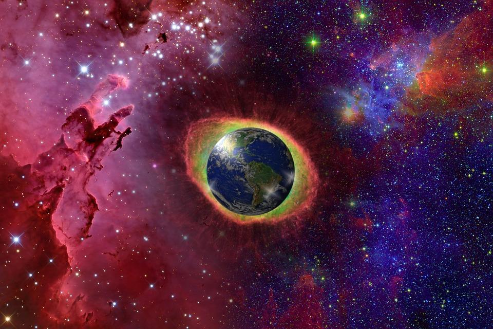 Ubicaci n real de la tierra en el universo entero y galaxias for Immagini universo gratis
