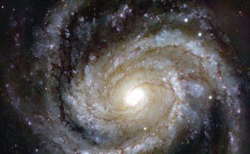 La vía láctea, galaxia en espiral