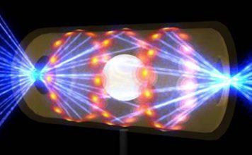Científicos transforman luz en materia