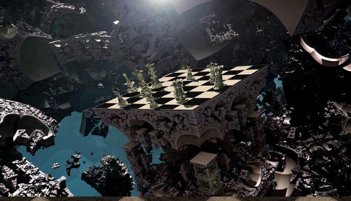 ZX-81 vs Stockfish 8