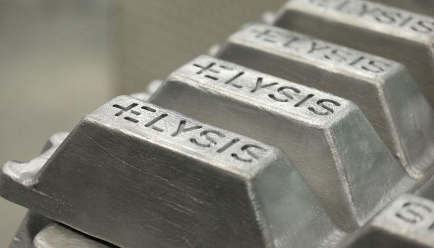 Aluminio no contaminante