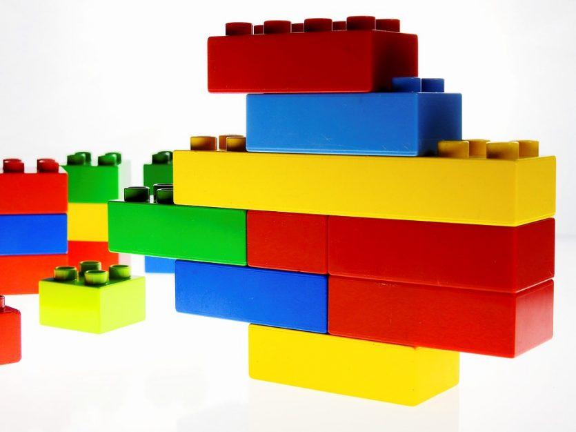 Los lego y las destrezas mentales