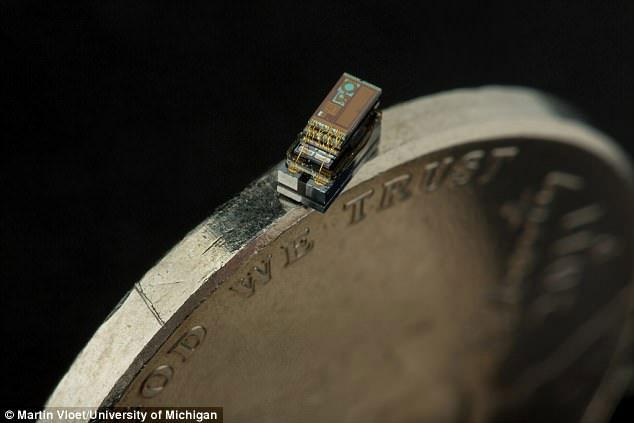 El ordenador más pequeño del mundo