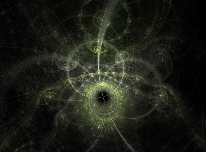 Comportamiento de la física cuántica