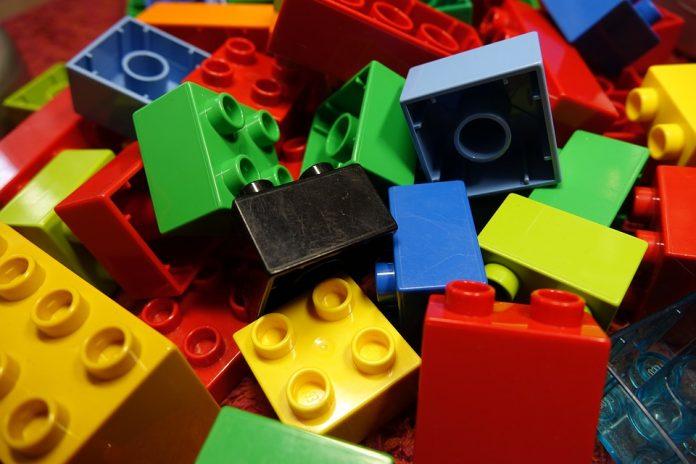 Los lego fomentan la creatividad