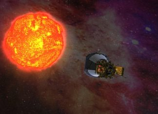 Parker Solar Probe lanzamiento de la NASA