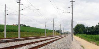 El balasto como alternativa en las vías de trenes
