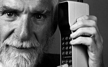 Martin Cooper inventor del teléfono celular