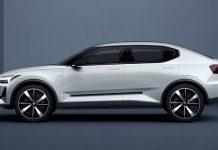 Polestar 2 el primer coche totalmente electrico de Volvo