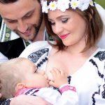 Amamantar asegura la inteligencia del bebé