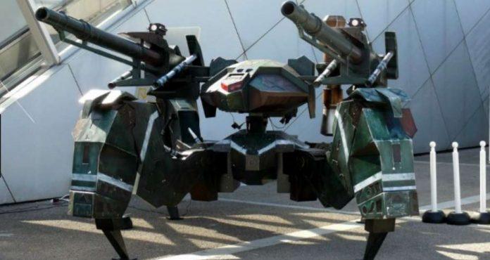 Armas automáticas con inteligencia artificial