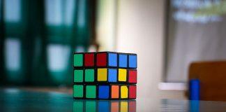 El cubo de rubik capaz de resolverse solo