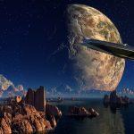 Los viajes del futuro al espacio