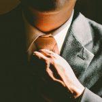 Las corbatas afectan la salud