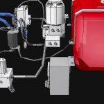 Motor a base de agua