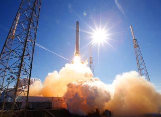 El combustible que utilizan las naves espaciales