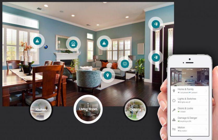 SmartThings una plataforma de Samsung