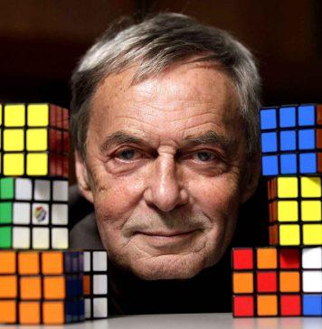 El cubo de Rubik y su creador