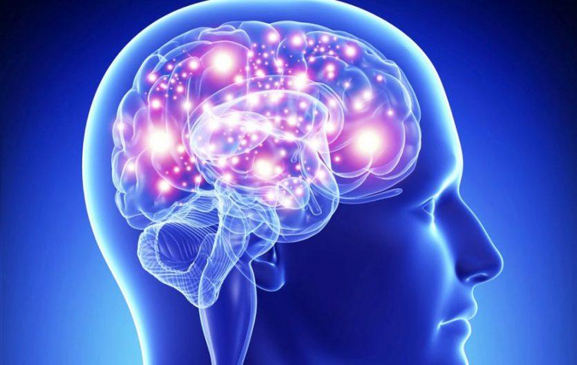 Desequilibrio de la alcalinidad-acidez (pH) en las células del cerebro