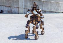 Centauro el robot de rescate