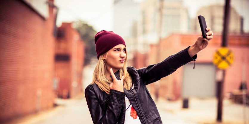 Las selfis forman parte de este trastorno dismorfia snachat