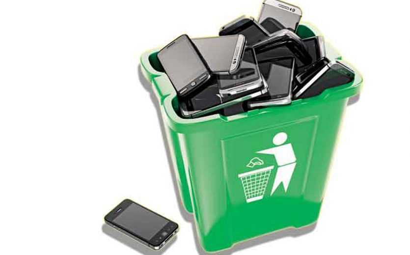 Se estima que para el año 2040 los móviles sean el principal ente de la contaminación