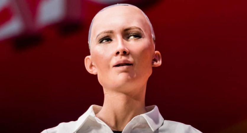 Todos los avances tecnológicos en el robot sophia