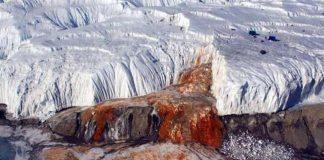 Glaciares que sangran