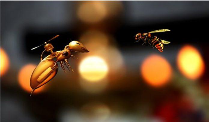 Cucarachas robots, nuevos mecánicos