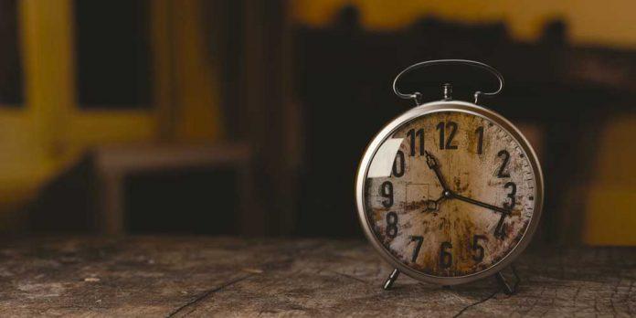 Percepción del tiempo según nuestro cerebro
