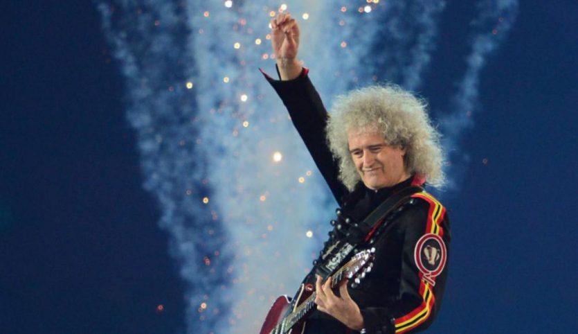 Más curiosidades en la ingeniería Brian May: de guitarrista del grupo Queen a astrofísico de la NASA
