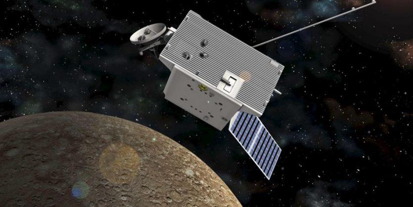 BepiColombo, la misión a Mercurio de la Agencia Espacial Europea (ESA) en colaboración con la agencia nipona JAXA