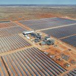 Planta de energía solar termoeléctrica de 100MWe Ilanga-1 en Sudáfrica