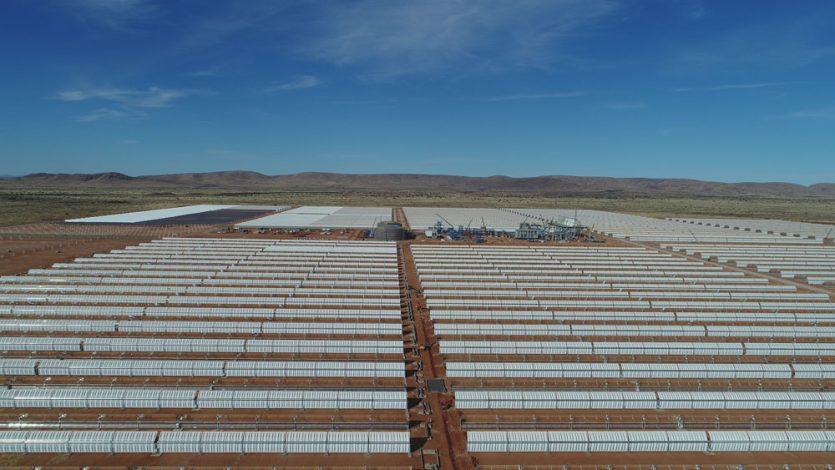 Ilanga 1 proporcionará energía a demanda a los sudafricanos durante los próximos 20 años