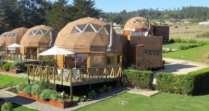 Eco domo construcción ecológica y sostenible