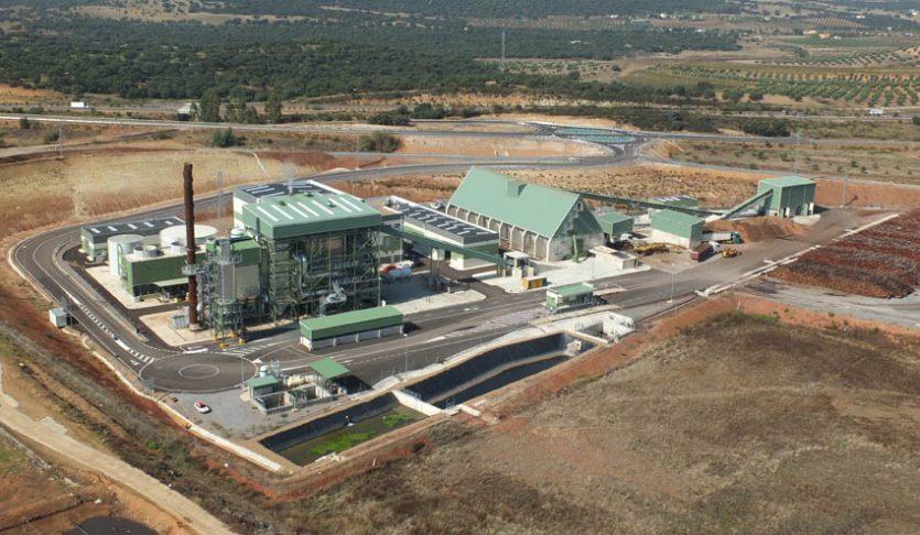 Central de generación eléctrica a partir de biomasa residual forestal, agrícola y agroindustrial, que entrará en operación en 2020