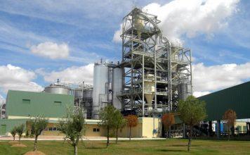 Planta de generación eléctrica con biomasa