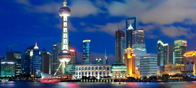 Shanghai Summer proporciona el telón de fondo y la red perfectos para una pasantía en ingeniería
