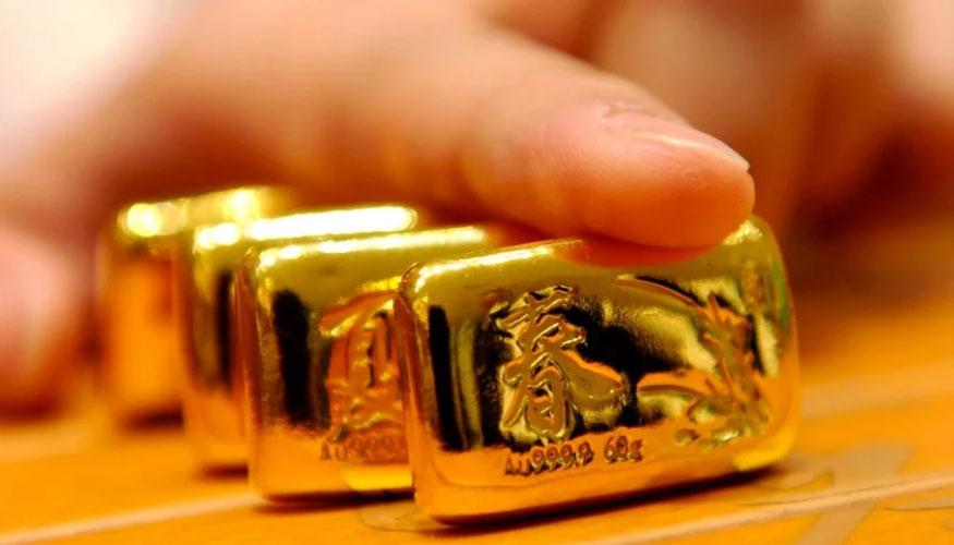 de cobre a oro
