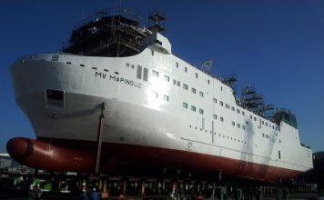Construcción Buque para 1.200 pasajeros