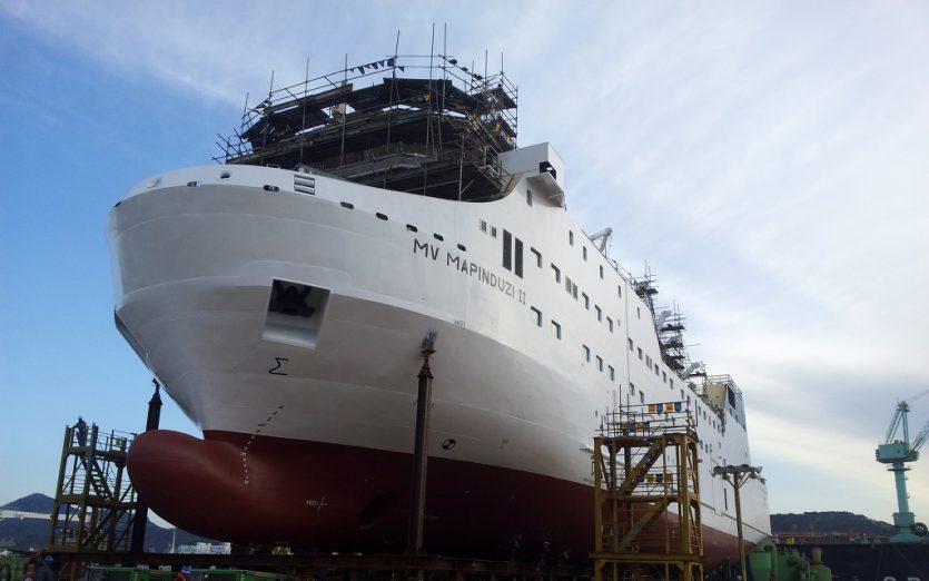 Sener Ingeniería Naval para 1.200 pasajeros