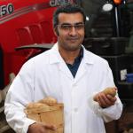 Ahmad Al-Mallahi representante de ingeniería de Dal AC