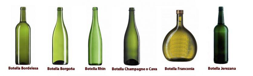 Se puede saber muchísimas características de un vino sólo con reconocer la envoltura de la botella