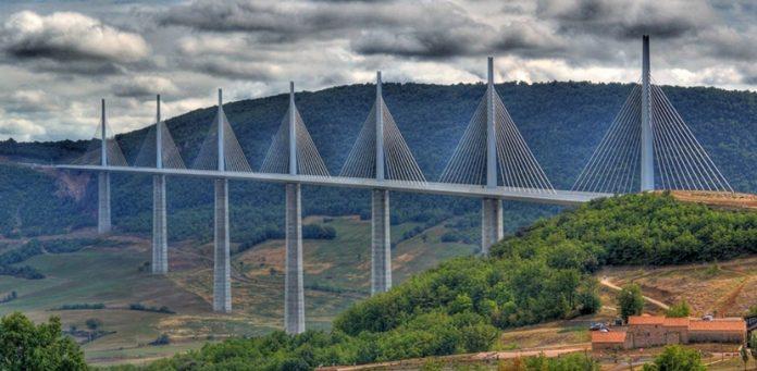 Viaducto de Millau obra Maestra