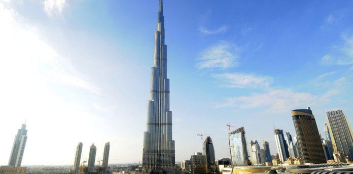 Burj Khalifa la construcción más alta del mundo