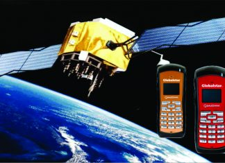 Red satelital Globalstar