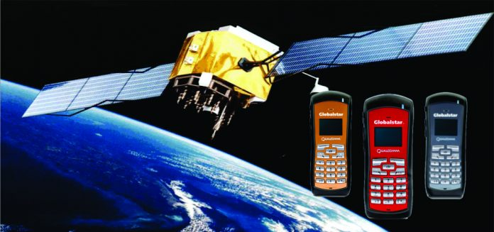 Red satelital Globalstar